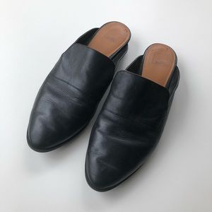 14th & Union Leather Mules